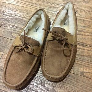 Ugg chestnut slippers